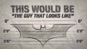 """The guy that looks like Batman"""