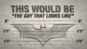 """The guy that looks like Batman"""