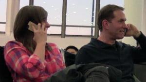 Middel tegen luidruchtige bellers