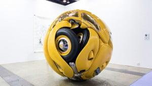 Volkwagen Beetle-bol