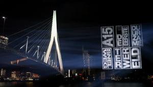 Ogen gericht op 'De Rotterdam'