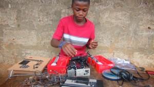 15-jarig elektronica-talentje