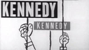 Zestig jaar Amerikaanse campagnefilmhistorie