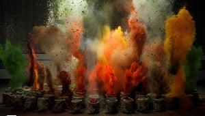 Smaakexplosies