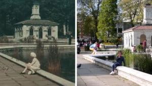 Londen toen en nu