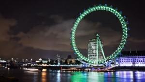 De stad Londen