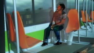 Virtual reality videoclip