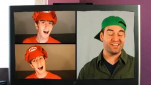 Super Mario Bros. a capella
