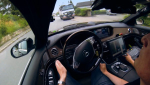 Mercedes-Benz INTELLIGENT DRIVE