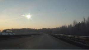 Meteorietinslag Rusland