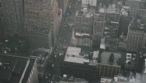 New York in one second shots