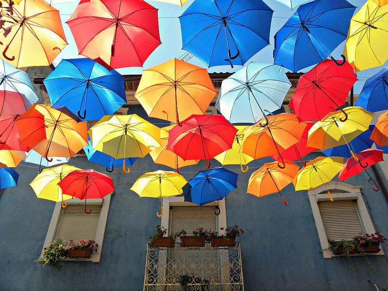 Paraplu's Portugal