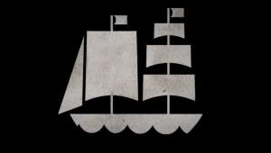 Piratenwerving van reclamebureau