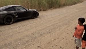 Testen van de 2012 Porsche Carrera 911