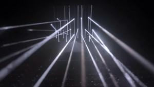 Unieke quadrocopter lichtshow