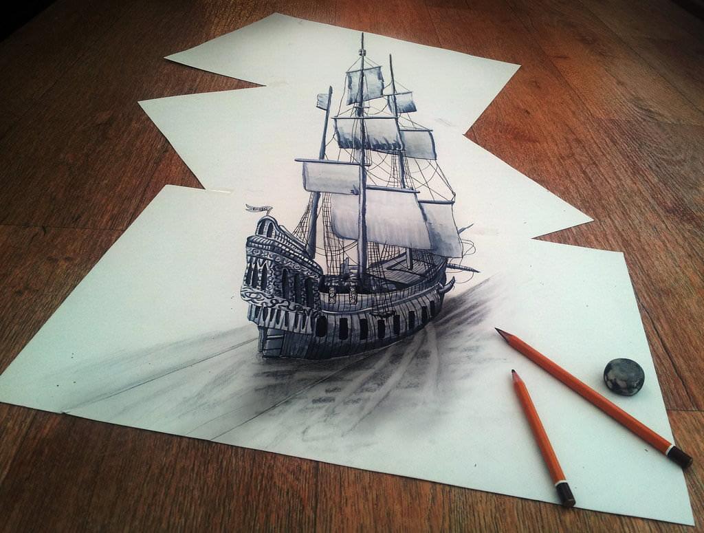 3D-tekening