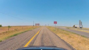 Route 66 time-lapse