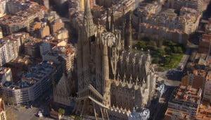 Sagrada Familia afgerond