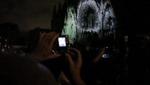 Sagrada Família mapping