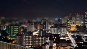 Het altijd drukke Singapore