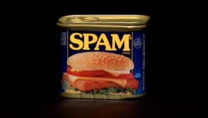 De geschiedenis van spam
