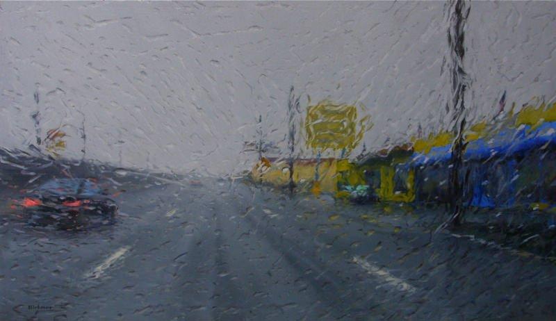 Realistisch schilderij