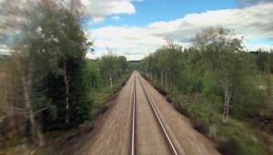 Vier seizoenen per spoor