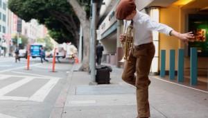 De trompetjongen