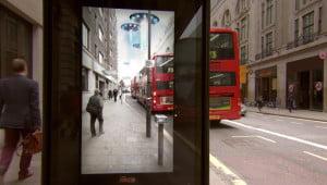 Augmented Reality bushalte
