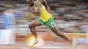 Evolutie van de 100 meter sprint
