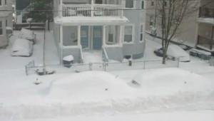 Sneeuwstorm Nemo