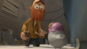 Prijswinnende animatiefilm van student